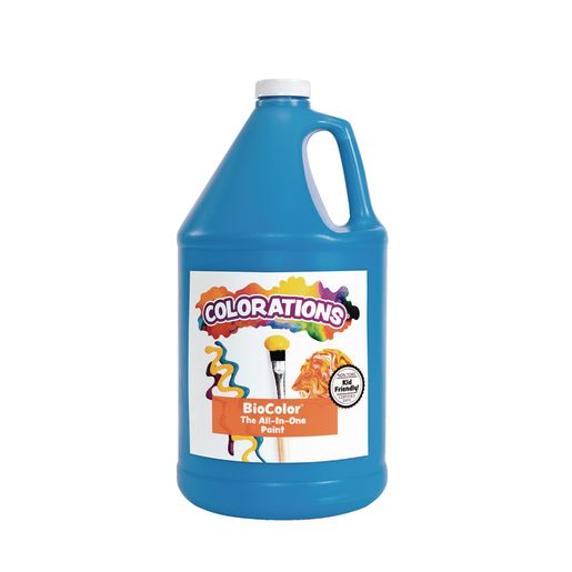 BioColor® Paint, Turquoise - 1 Gallon