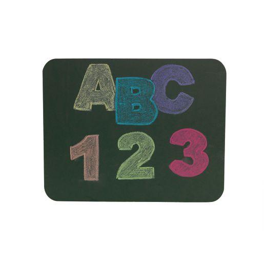 "Lap-Size Chalkboard, 9"" x 12"""