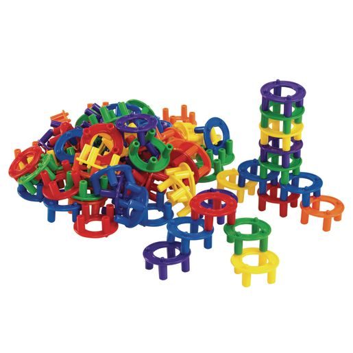 Image of Excellerations Ring Construction Set - 90 Pieces