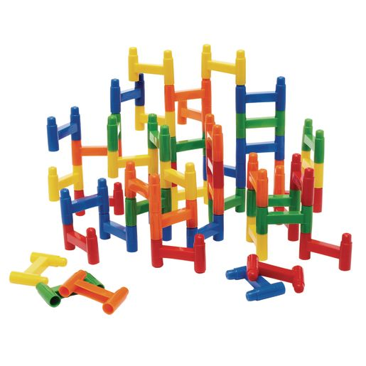 Image of Excellerations Tower Building Set - 50 Pieces
