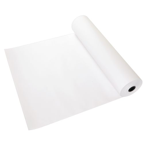"36"" White 50 lb. Butcher Paper Roll"