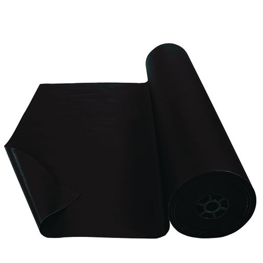 "Colorations® Dual Surface Paper Roll, Black, 36"" x 1000'"