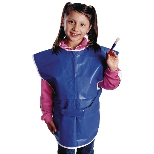 Image of Colorations Machine Washable Child's Paint Smock