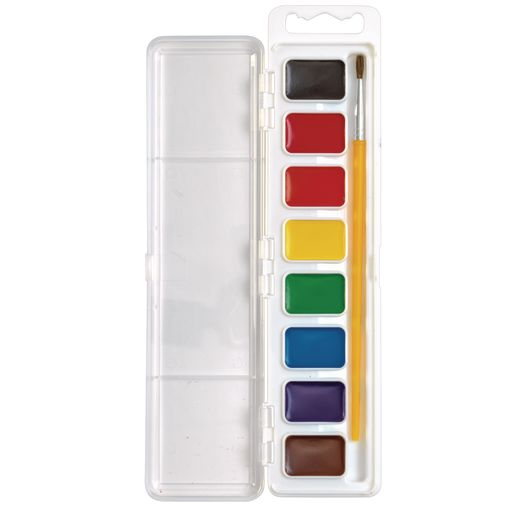 Crayola® 8 Washable Watercolor Paints