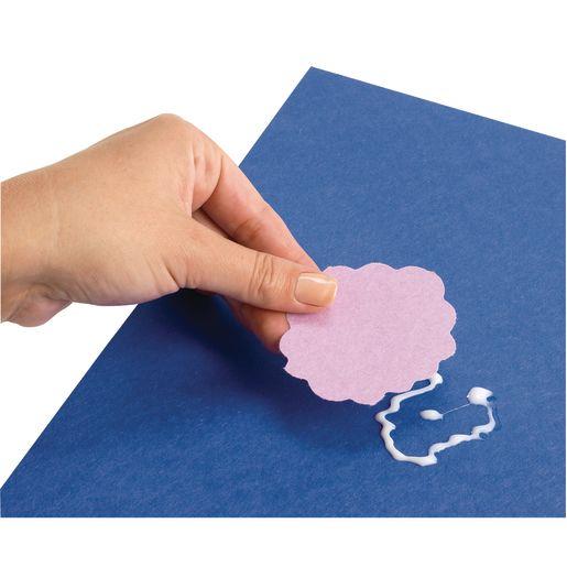 """Dark Blue 9"""" x 12"""" Heavyweight Construction Paper Pack - 50 Sheets"""
