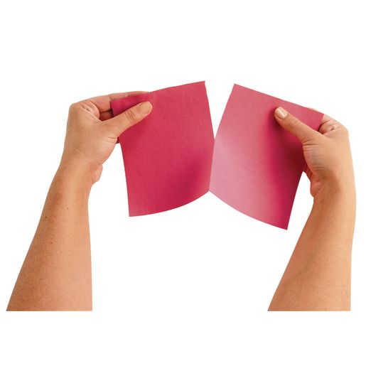 "Scarlet 9"" x 12"" Heavyweight Construction Paper Pack - 50 Sheets"