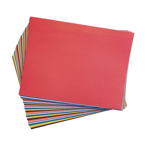 Image of Assorted Colors 12 x 18 Heavyweight Construction Paper
