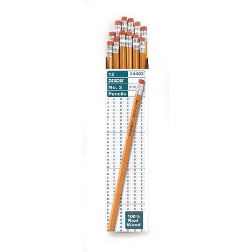 Image of Dixon No.2 Pencils - Set of 12