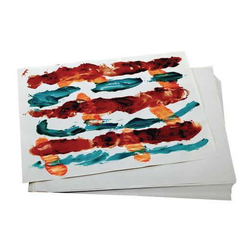"16"" x 22"" Glossy Finger Paint Paper - 100 Sheets_3"