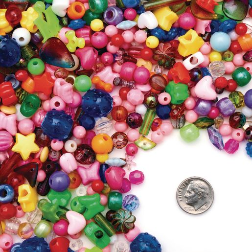 Colorations® Multi-Mix Beads - 1 lb.