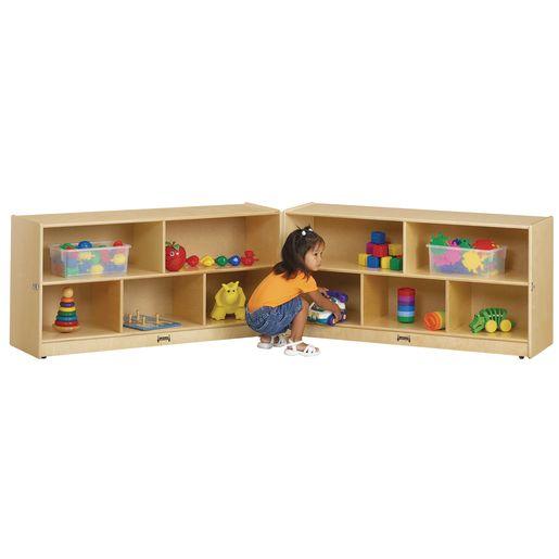 Toddler Fold-n-Lock Storage System