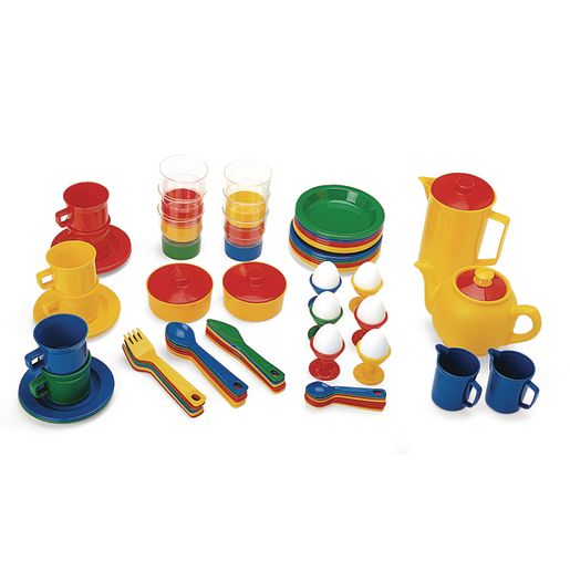 Breakfast and Dinner Set - 72 Pieces