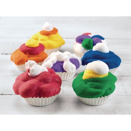 Colorations® White No-Drip Foam Paint, 8 oz.