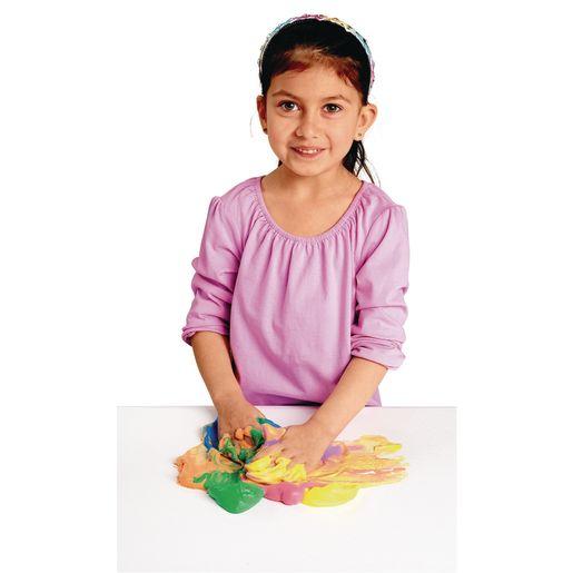 Colorations® Green No-Drip Foam Paint, 8 oz.