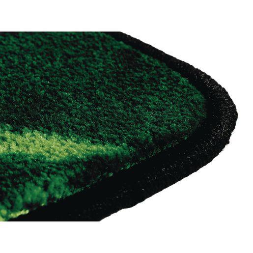 "Alpha Rug 8'3"" x 11'8"" Oval Premium Carpet"