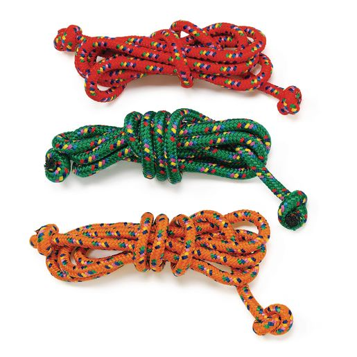 Image of 7' Nylon Jump Ropes - Set of 3