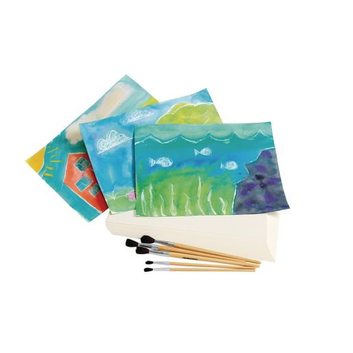 Colorations® Liquid Watercolor™ Paint, Gray - 8 oz.