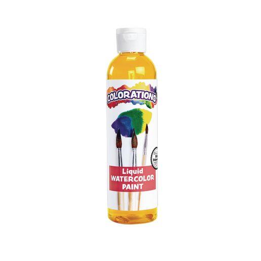 Colorations®  Liquid Watercolor? Paint, Peach - 8 oz.