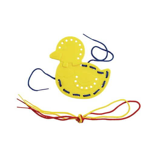 Extra-Large Animal Lacing Shapes - 9 Cards