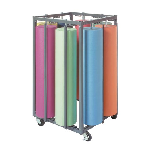 Rolling Butcher Roll Rack