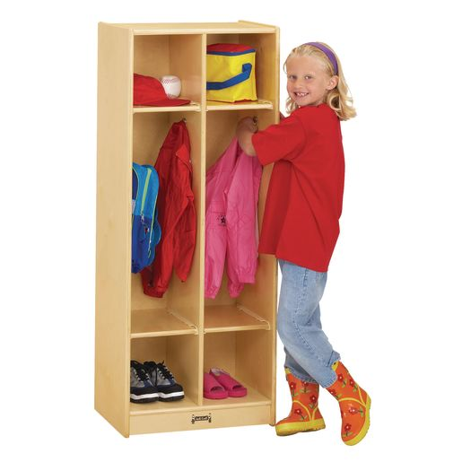2-Section Locker