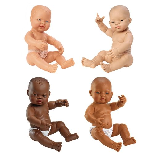 "Newborn Dolls - Set of 8, 16"" Dolls"