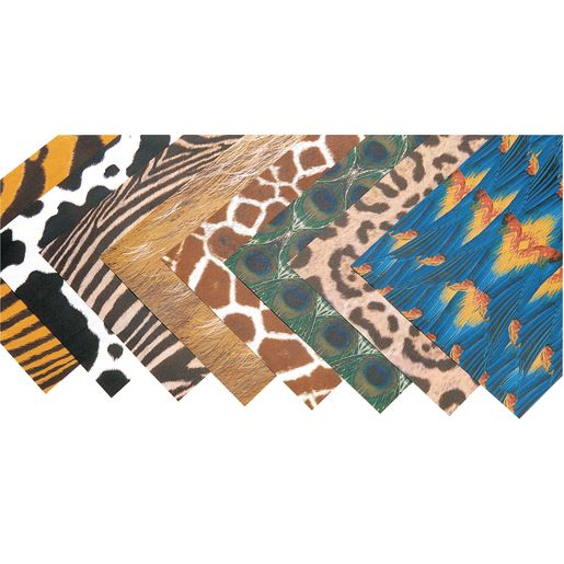 Colorations® Amazing Animal Paper - 40 Sheets