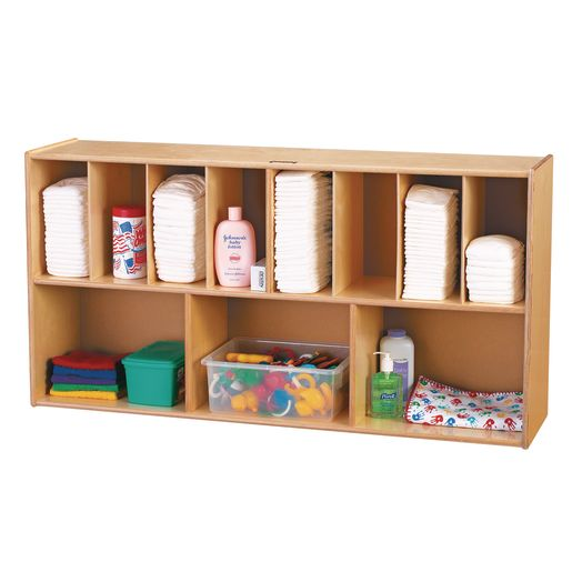 77ac1710749e Jonti-Craft® Overhead Storage Unit Changing Tables Tables & Chairs  Furniture All Categories