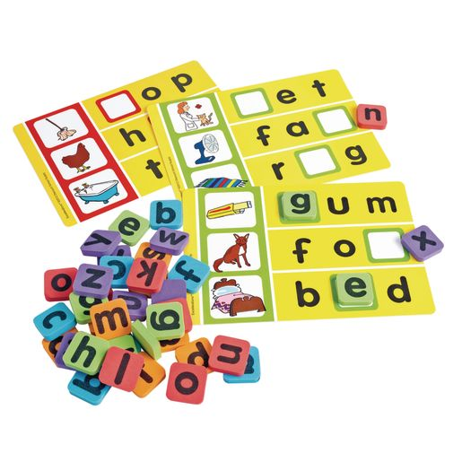 Excellerations® Phonics Spelling Game_3