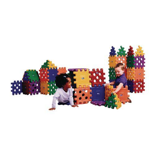 CarePlay® Grid Blocks - 48 Pieces