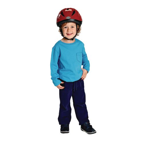 Child Trike Helmet - Red