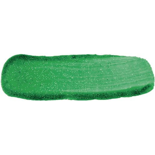 Colorations® Washable Glitter Finger Paint, Green - 16 oz.