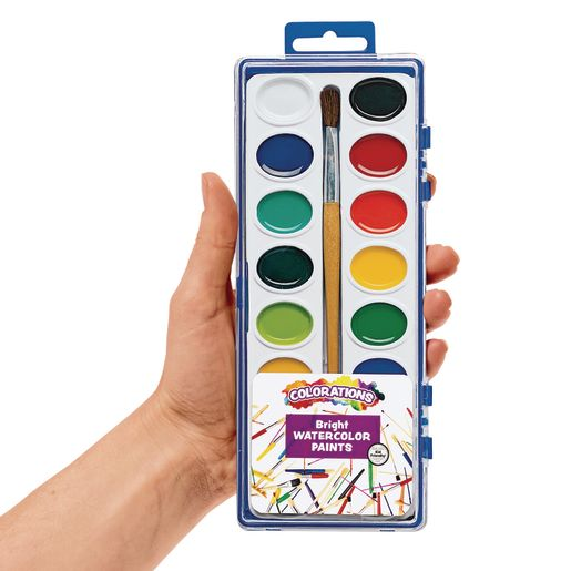 Colorations® Washable Watercolors - 16 Colors_3