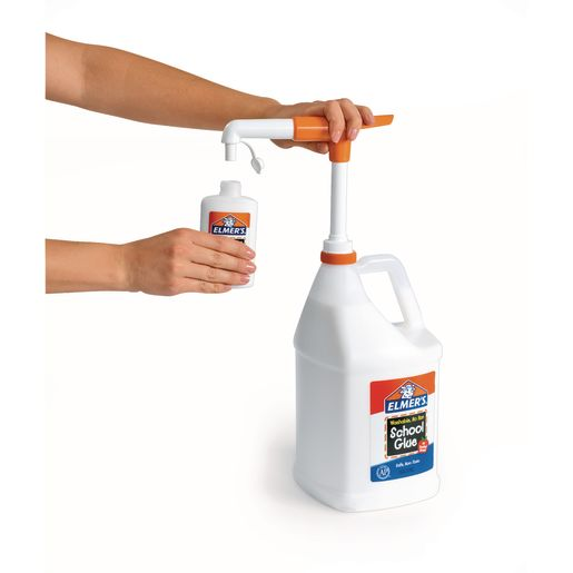 Image of Elmer's Gallon Glue Pump