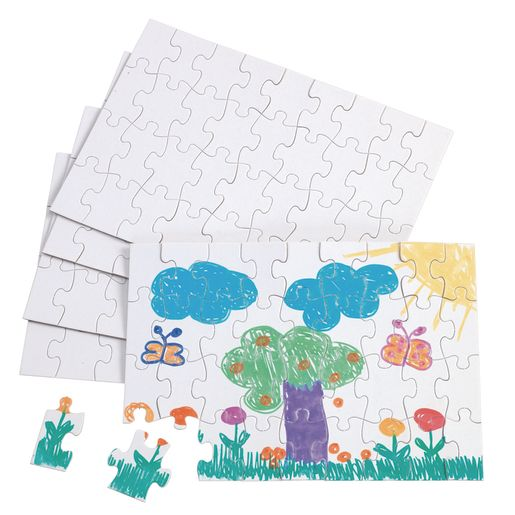 Make a Puzzle - Set of 24