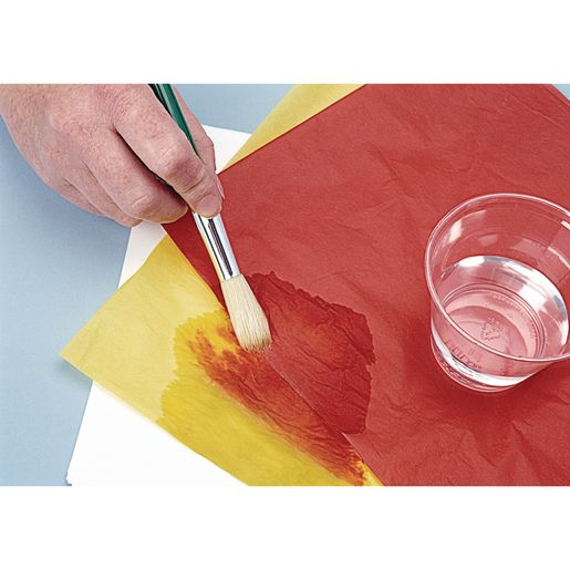 Colorations® Premium Art Tissue Paper - Bleeding, 50 Sheets