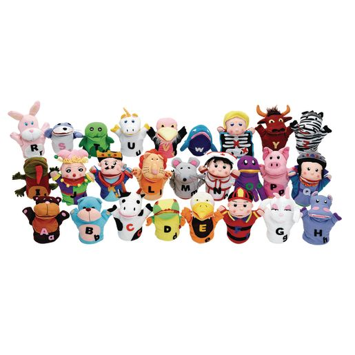 Image of Excellerations ABC Puppet Pals