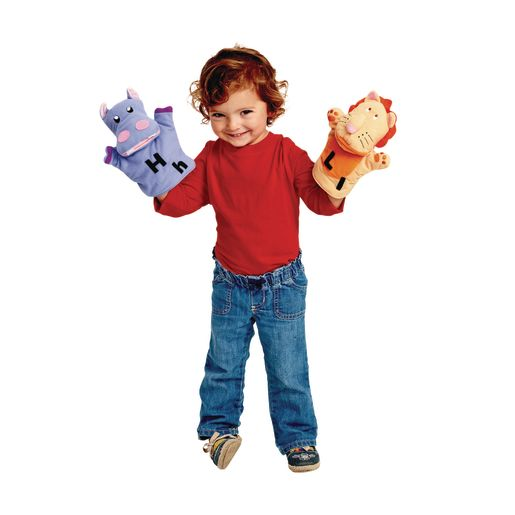 Excellerations® ABC Puppet Pals