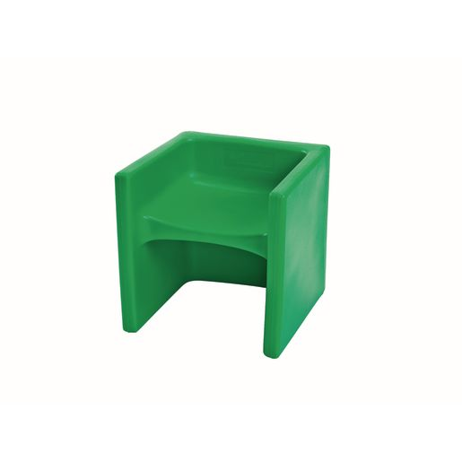 Cube Chair - Green