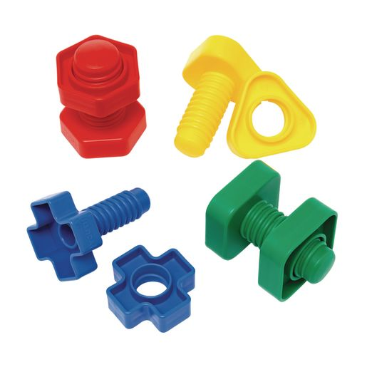 Image of Excellerations Nuts and Bolts - 96 Pieces