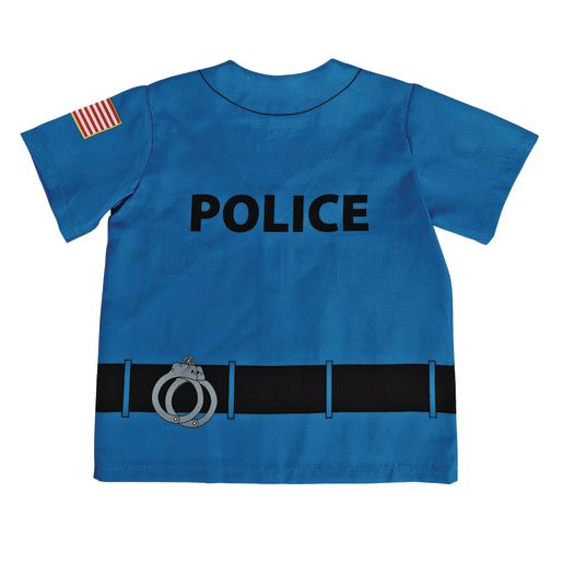 Police Officer Washable Career Costume
