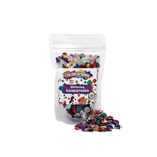 Colorations® Glittering Rhinestones - 570 Pieces_0