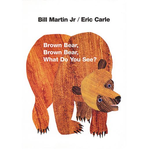 Brown Bear Board Book