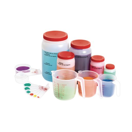 Image of Classroom Measurement Set - 19 Pieces