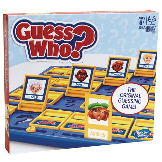 Image of Guess Who? Game