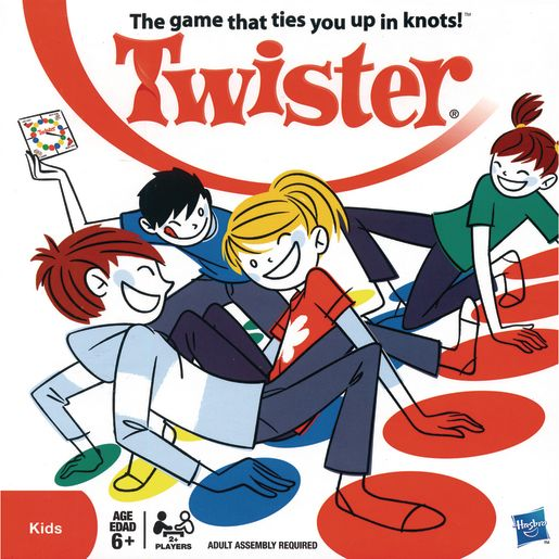 Twister® Game