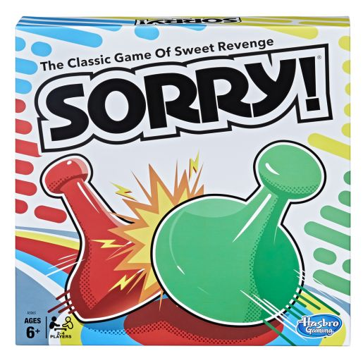 Sorry!® 2013 Edition Game