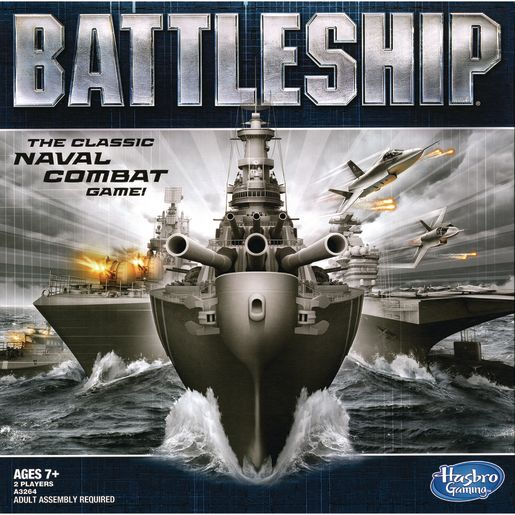Image of Battleship Game