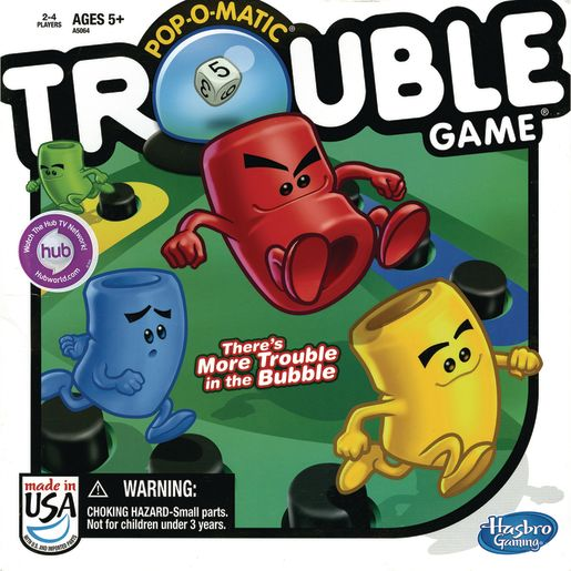 Image of Trouble Game