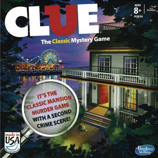 Clue® Game